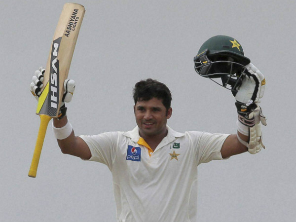 A file picture of Azhar Ali