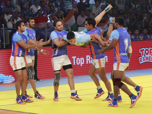 India Batter Argentina 74 20 Kabaddi World Cup