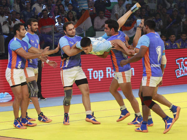 Champions Again India Win Kabaddi World Cup