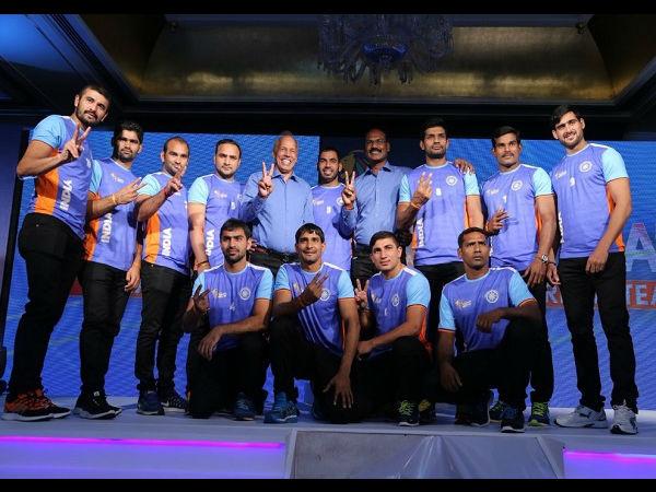 Kabaddi World Cup 2016 India Crush Thailand Semi Final Face Iran Final