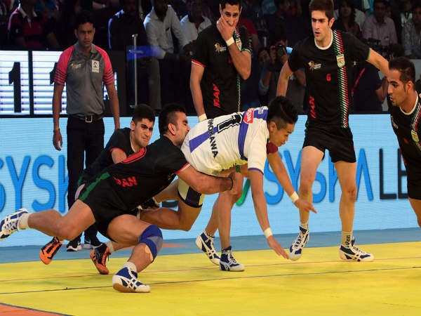 Iran Beat Japan To Continue Winning Run At Kabaddi World Cup