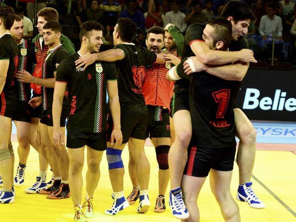 Kabaddi World Cup 2016 Final India Vs Iran Schedule Venue Squads