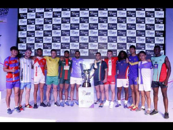Kabaddi World Cup 2016 Semi Finals Schedule Venues Squads
