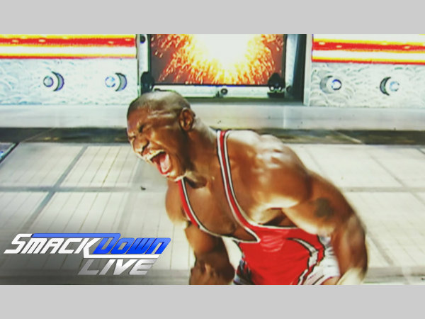 Shelton Benjamin will show up on Smackdown (image courtesy Youtube)