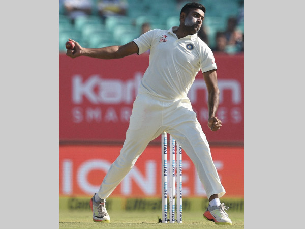 Ashwini switched to spin from fast bowling after advice from his mother