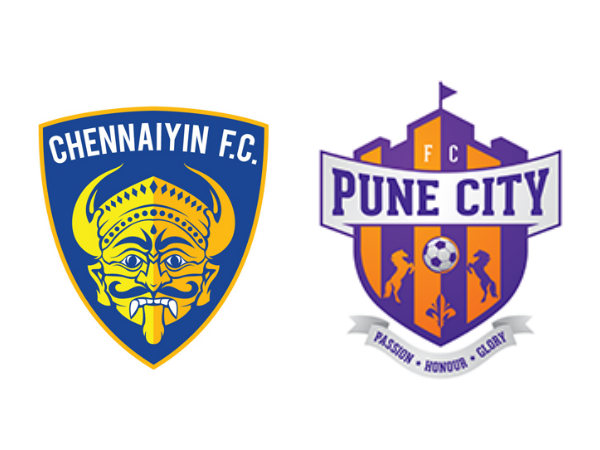 Chennaiyin FC Vs FC Pune City