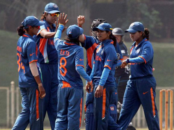 1st ODI: Spinners shine as India eves beat West Indies by 6 wickets