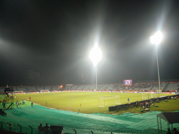 Rabindra Sarobar Stadium (Image courtesy: ISL Twitter handle)