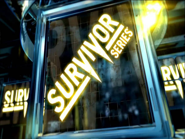 Survivor Series logo (Image courtesy: wwe)