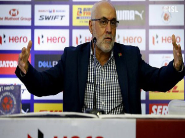 Nelo Vingada (Image courtesy: ISL Twitter handle)