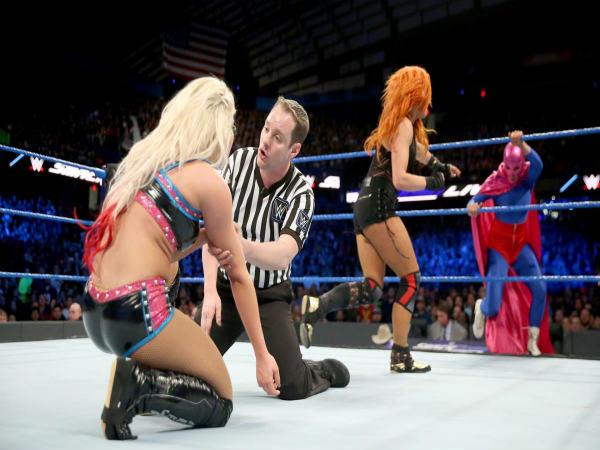 Odb tna wrestling divas