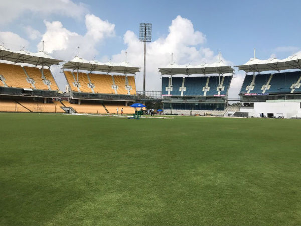 5th Test between India and England is on in Chennai