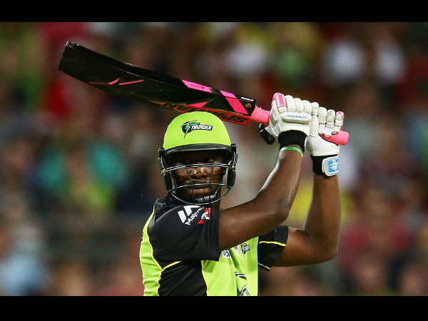 BBL: Cricket Australia allows Andre Russell to use black bat, bans later