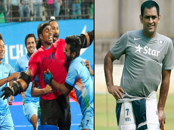 PR Sreejesh wants to be MS Dhoni of Indian hockey
