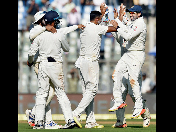 India Vs England, 4th Test: India win by an innings and 36 runs, clinch series 3-0