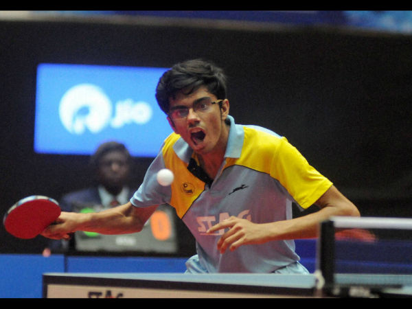 Sensational Flashback 2016 Good Year For Indian Table Tennis Players Download Free Architecture Designs Barepgrimeyleaguecom