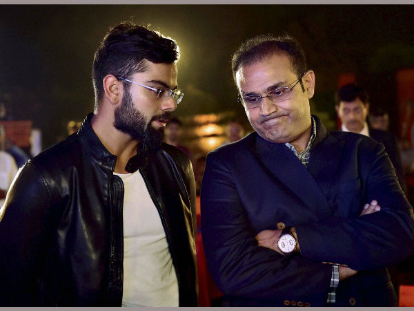 Virender Sehwag wants Virat Kohli to change his name to 'Badal': Here's why