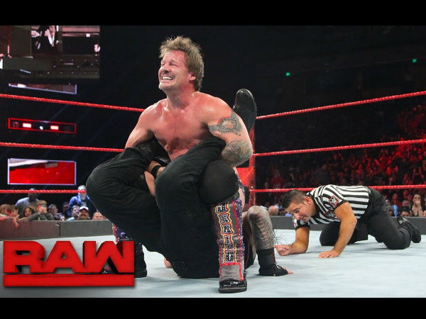 Jericho to square off against Reigns, again (image courtesy Youtube)