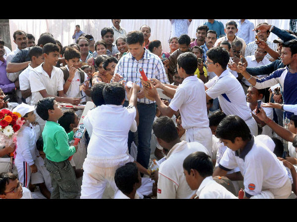 'Rahul Sir' immensely popular among kids