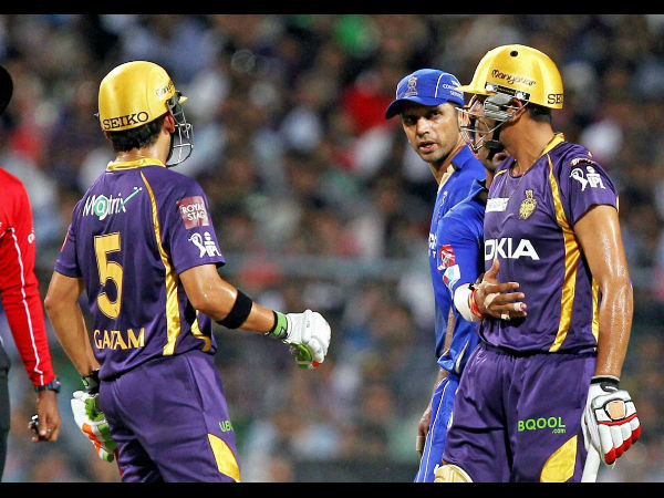 Dravid played aggressively in IPL