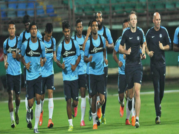 File photo: Indian Football team