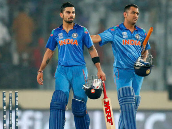 My job in Team India will be to assist Virat Kohli, give him suggestions: MS Dhoni