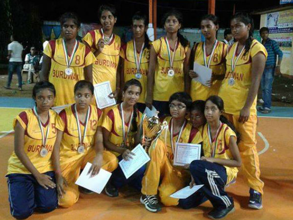 Bengal girl Paramita Ghosh clinches best basketball player award in NBA selection