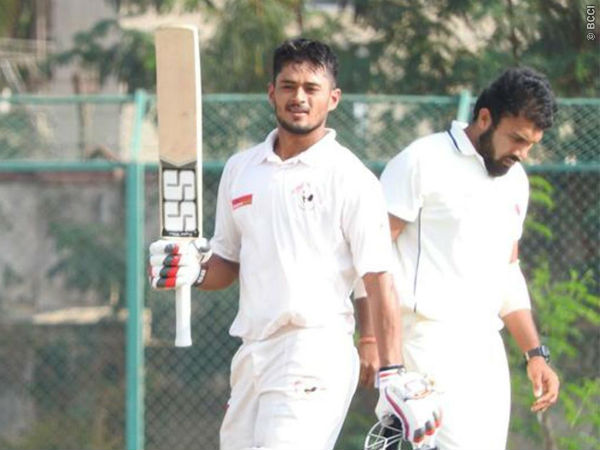 Ranji Trophy: Priyank Panchal's unbeaten 144 takes Gujarat to 283/3 in semi-final