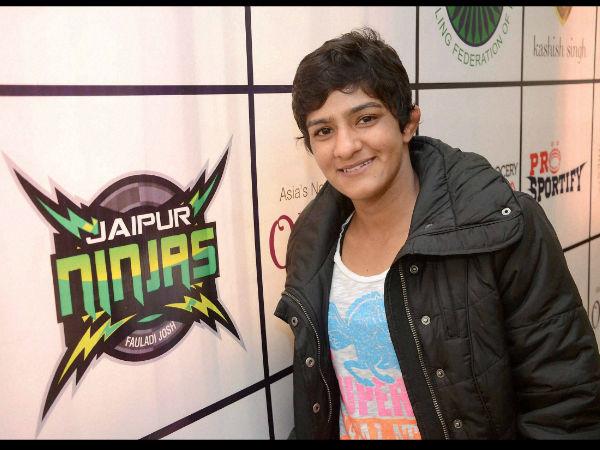 Pro Wrestling League 2017 Jaipur Ninjas Edge Uttar Pradesh Dangal Semis