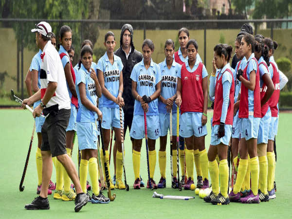 India Clinch Women S Hockey Series Against Belarus