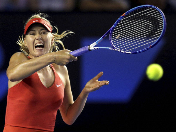 Maria Sharapova won't feature in this year's French Open
