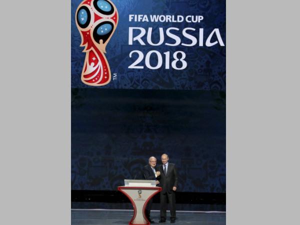 Vladimir Putin Wants Russian National Guard Fifa World Cup 2018 Security