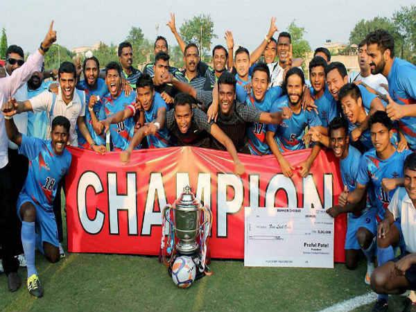 Goa Face Meghalaya The Opening Match Santosh Trophy