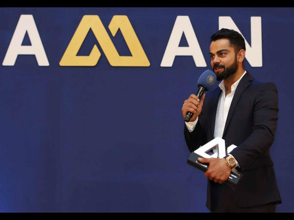 Always wanted to be one of the top players: Virat Kohli on third Polly Umrigar Award