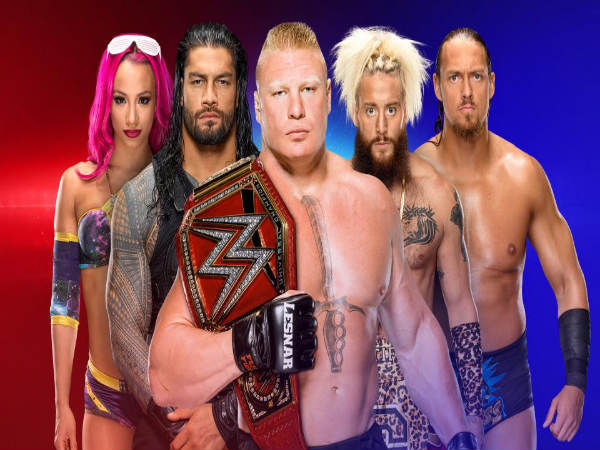 Wwe Monday Night Raw 10 04 2017 2