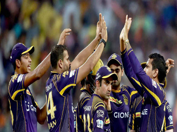 File photo: KKR players