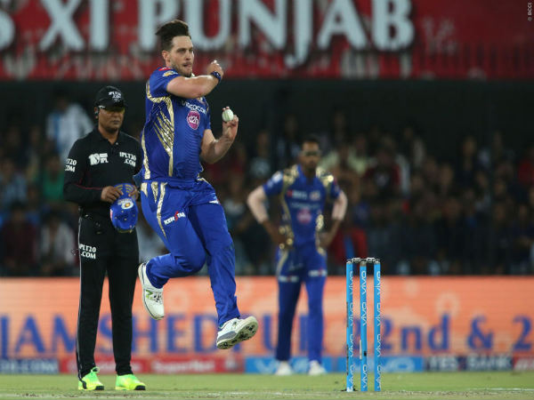 Mitchell McClenaghan (Image courtesy: BCCI)