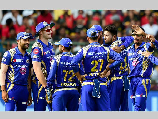 Mumbai Indians have won 5 matches in a row