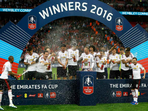 Photos Last Five Fa Cup Winners Mykhel