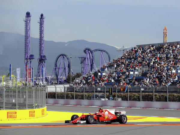 Kimi Raikkonen Takes Pole Position Monaco Gp