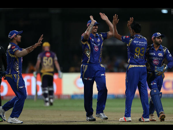 IPL 2017: Mumbai beat Kolkata by 6 wickets to set up title clash with Pune