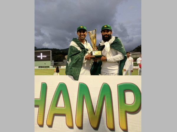 Misbah Ul Haq Younis Khan Retire Style Cricketers Hail Duo