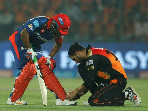 IPL: 'Legend' Yuvraj Singh wins hearts