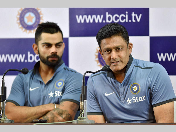 Anil Kumble did not travel with India team for West Indies tour: Report