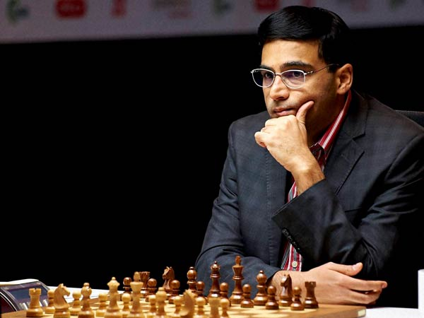 Viswanathan Anand Photos