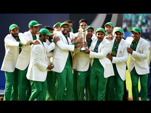 Virat Kohli and his teammates received their share of