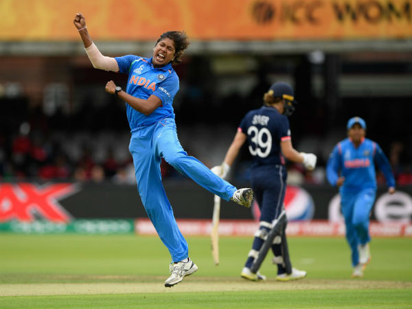 Jhulan Goswami Photos