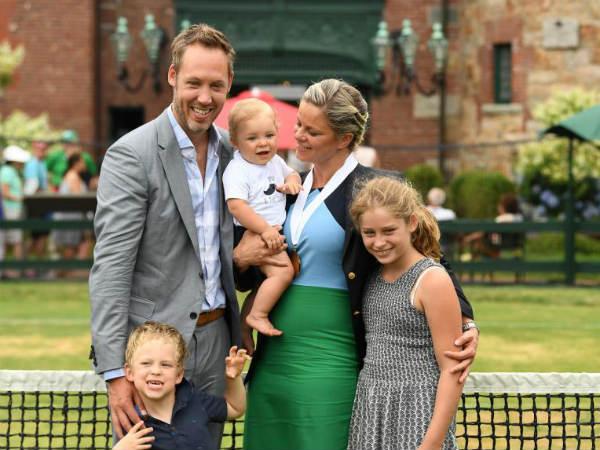 Baby justine henin Justine Henin: