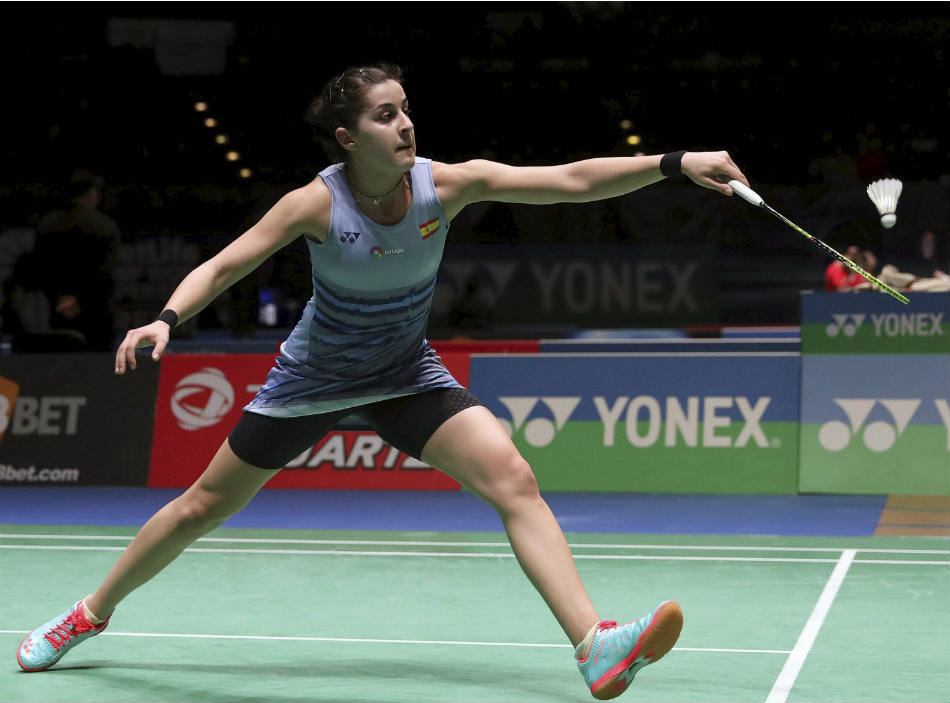 Carolina Marin Photos
