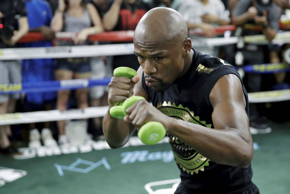 Mayweather Stage Entertainment Spectacle Japan